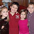 Ava, Cole, Eva, & Noah