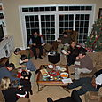 Christmas Eve Prayer circle