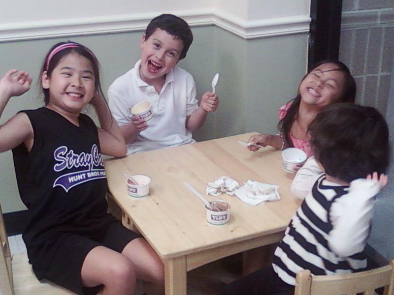 Icecream kids