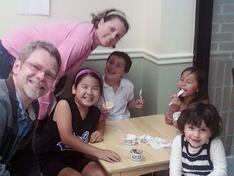 Ice cream kiddos II
