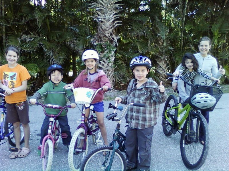 Biking group