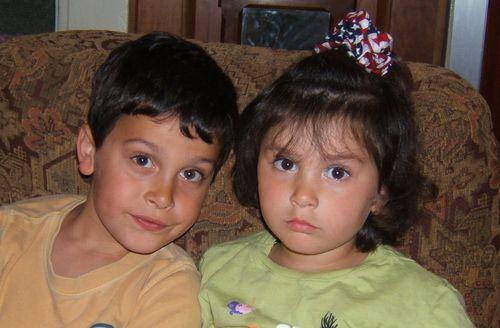 Cole and maya upclose