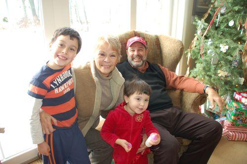 Christmas my folks
